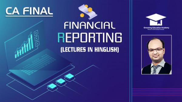 Financial Reporting (In Hinglish) cover