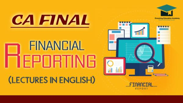 Financial Reporting (In English) cover